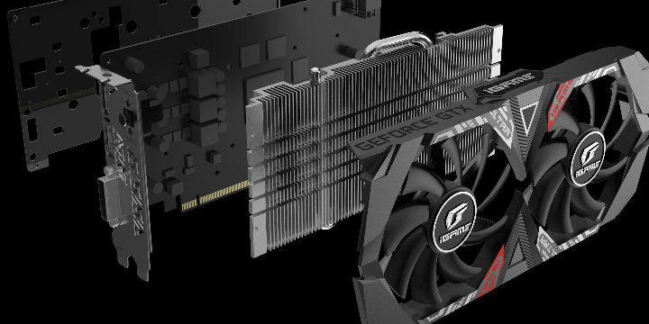 iGame GeForce GTX 1650 Ultra 4G首发上市